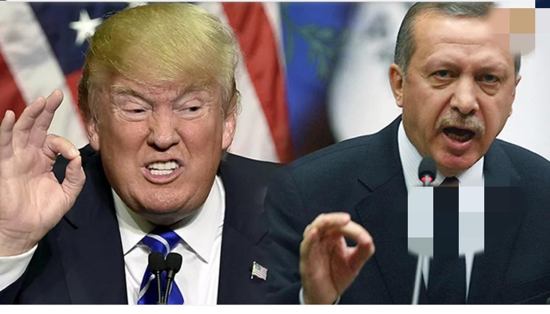 Трамп президенту Турции: $100 млрд хочешь?